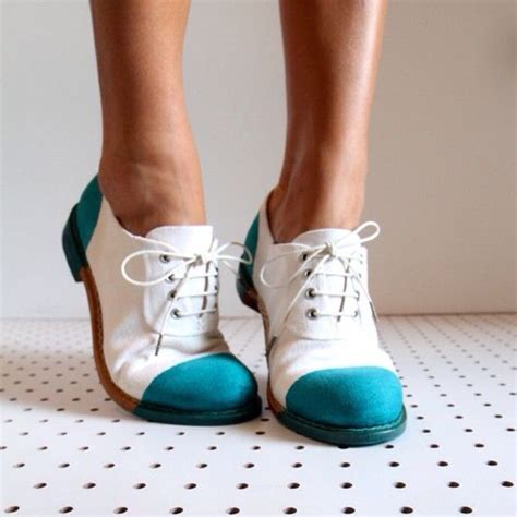 turquoise oxford shoes turquoise oxfords stylish