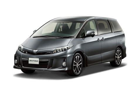New Toyota Estima 2015 2015 New Toyota Previa Autos Post