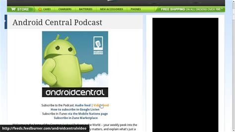 android podcast how to the android central podcast on your tv android central