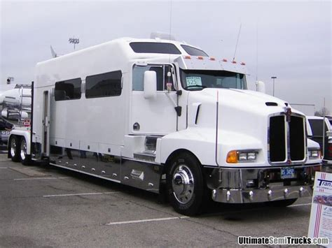 Big Sleeper Semi Trucks For Sale by Kenworth Big Sleeper Trucks For Sale Autos Post