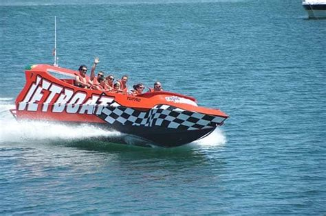 jet ski boat thing albufeira jet boat algarve fun