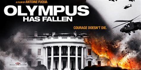 film olympus has fallen adalah olympus has fallen cara mati susah anggota paspres