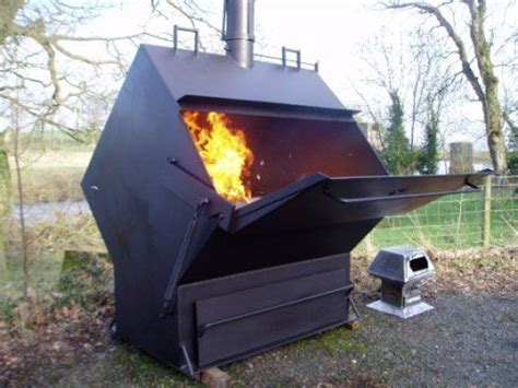 home incinerator plans incinerator flaneur pinterest mouths