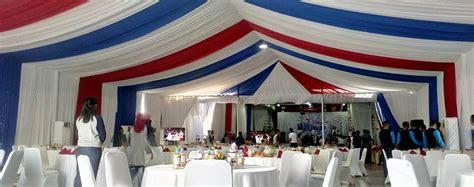 Tenda Tratak Sewa Tenda Dekorasi Plafon Tratak Untuk Pameran