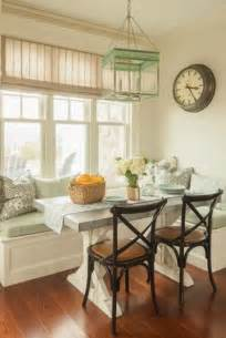 Saving interior design ideas for corner kitchen nooks and dining areas