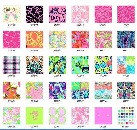 name the pattern 77 best images about lilly pulitzer print names on