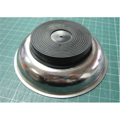 Magnetic Parts Bowl Tray Mangkuk Magnet Jumbo 6 Tempat Spare Part magnetic parts tray large 6 quot