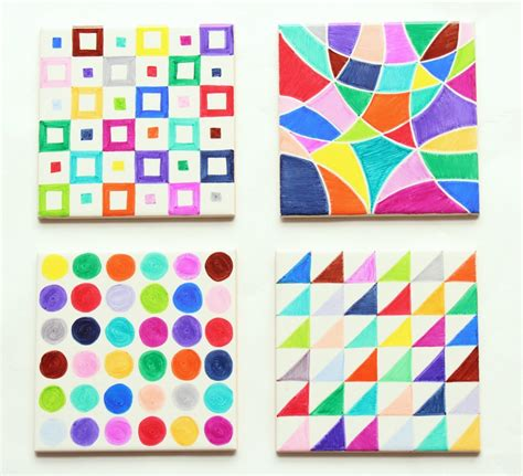 drawing crafts for 10 creative and easy sharpie projects for