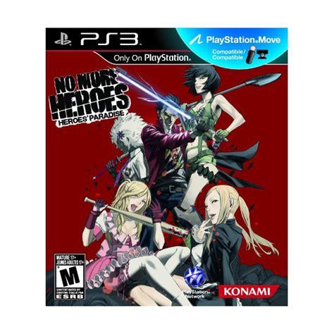 Kaset Ps3 Bd Playstation Move Heroes no more heroes heroes paradise no more heroes wiki