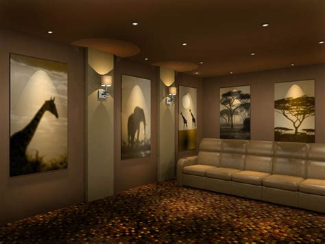 Home Theatre Design Concepts | home theater design company fl home theater panels