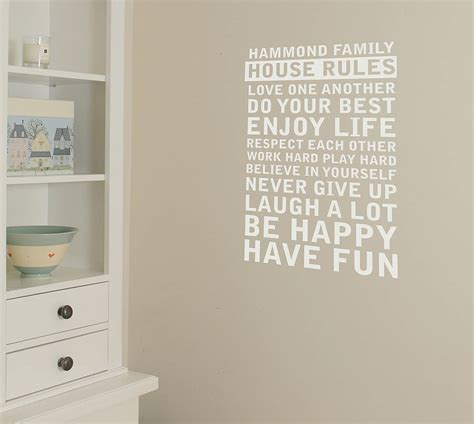 house rules design your home create your own family house rules by leonora hammond