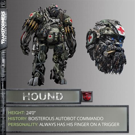 transformers 5 hound hound returns for transformers 5 as the autobot medic