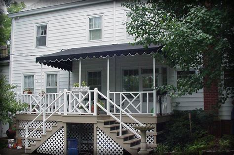 residential deck awnings residential patio canopies deck