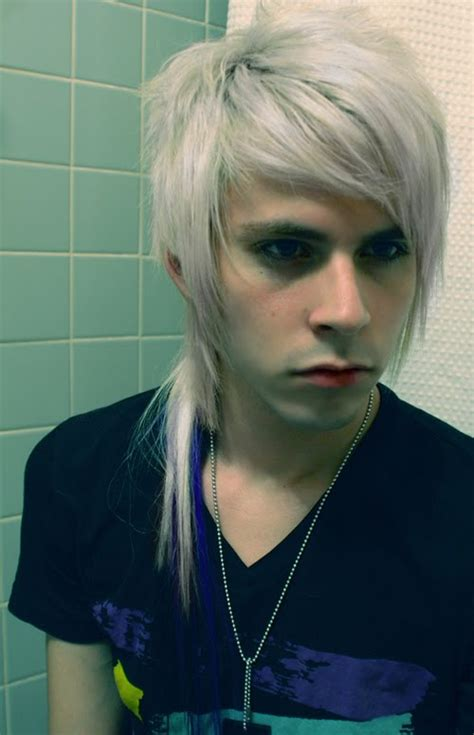 pictures of short emo hairstyles for mens men short
