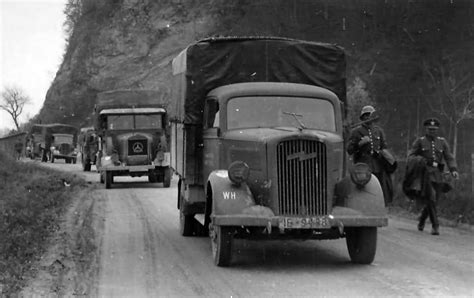 opel truck ww2 opel blitz wehrmacht truck world war photos