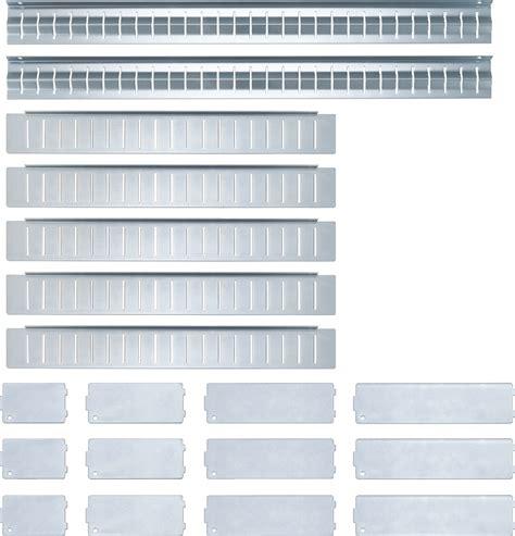 divisori per cassetti serie di divisori per cassetti masterfer