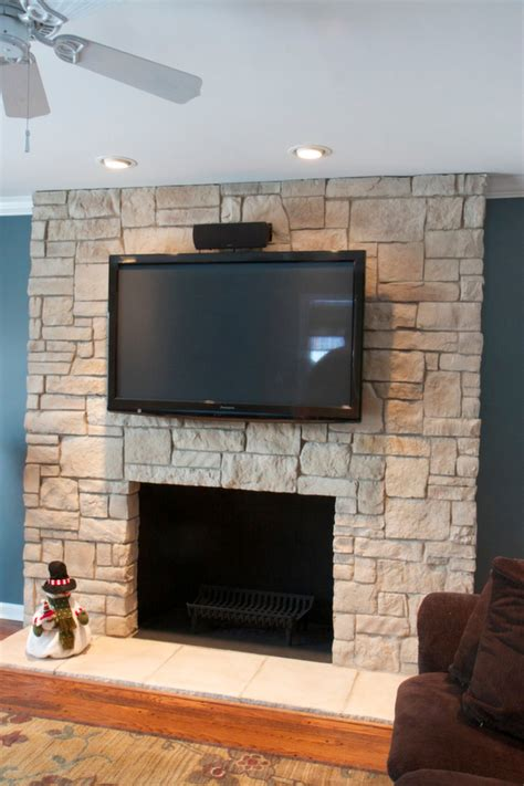 fireplaces with tvs