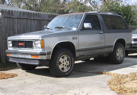 1988 Gmc Jimmy Pictures Cargurus