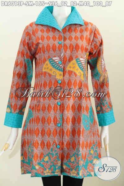 desain baju batik remaja putri dress batik untuk wanita muda dan remaja putri baju batik