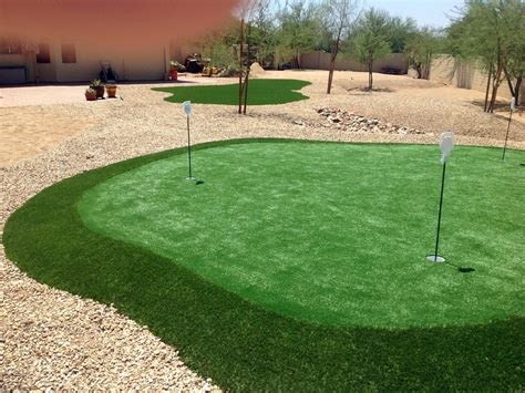 backyard putting green designs fake grass eloy arizona backyard putting green small