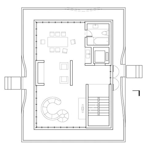 House Drawings Plans Gallery Of Cipea No 4 House Azl Architects 13