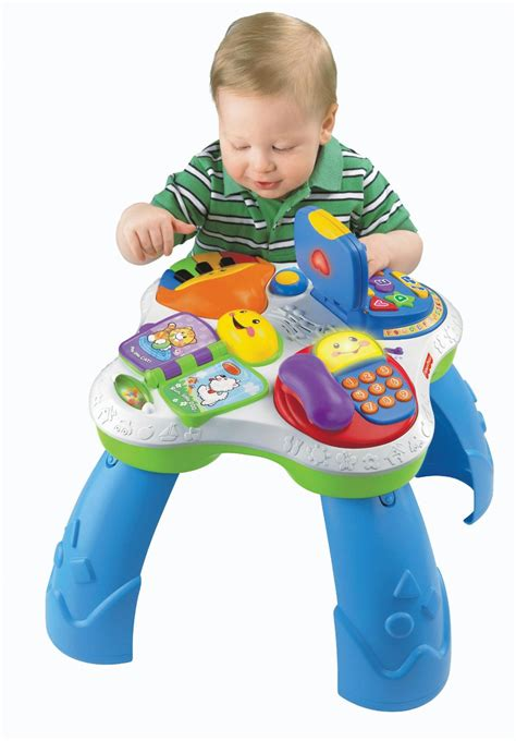 learning table for toddlers fisher price laugh learn with musical table
