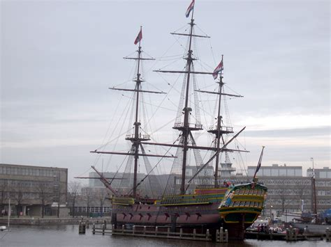 schip amsterdam file voc ship amsterdam jpg wikimedia commons