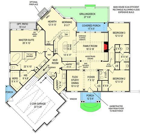 home expansion plans cool mountain cottage with bonus expansion 12275jl 1st