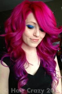 can i color my hair when how can i dye my hair magenta forums haircrazy