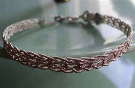 how to make jewelry out of guitar strings how to make a bracelet out of used guitar strings