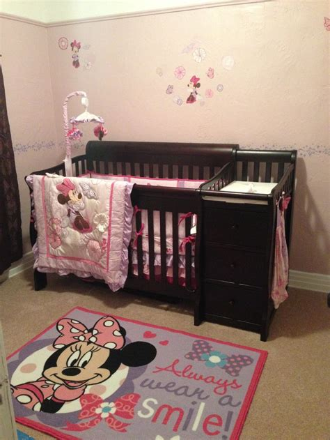 minnie mouse bedrooms best 25 minnie mouse baby room ideas on pinterest