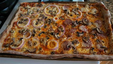 Pizza Handmade - forum thread cant fit pizza in fridge hltv org