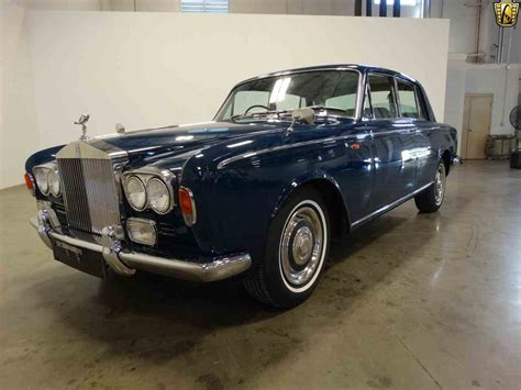1966 Rolls Royce by 1966 Rolls Royce Silver Shadow For Sale Classiccars