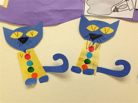 pattern cat art lesson 73 cool pete the cat freebies and teaching resources