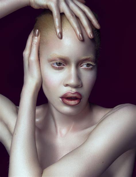 african american cosmetics 2014 fab beauty african american albino model diandra forrest