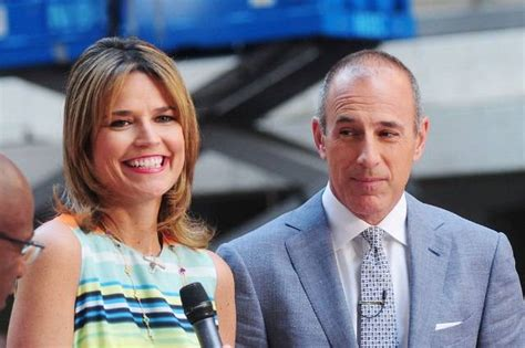 savannah guthrie why not lester holt to replace brian williams the today show is coming to chicago haute living