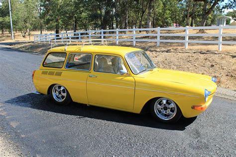 volkswagen squareback custom 1971 volkswagen squareback custom station wagon 177371