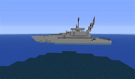 minecraft boat bridge armidale class patrol boat minecraft project