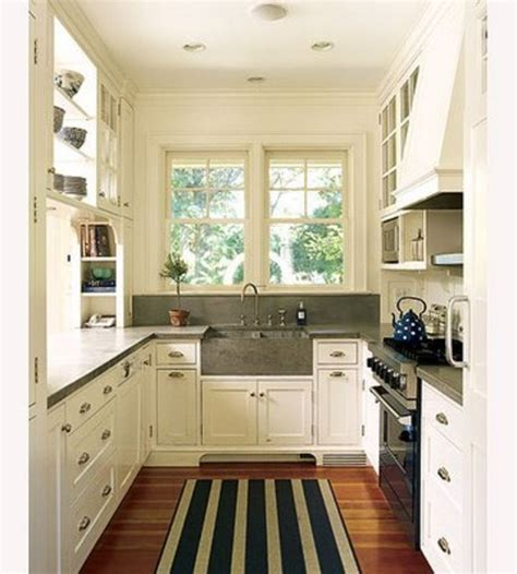 Small Galley Kitchen Design Ideas 28 Small Kitchen Design Ideas