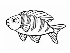 Fish Outline Images by Quia Class Page Fishoutline