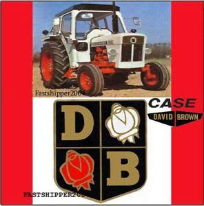 Case David Brown Db Tractors 885 995 1210 1212 1410 1412