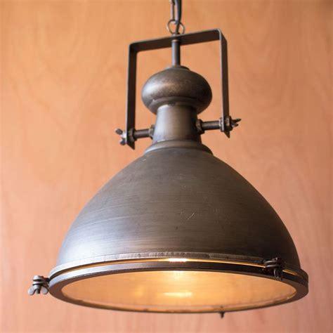 metal rustic pendant lighting beautiful rustic pendant