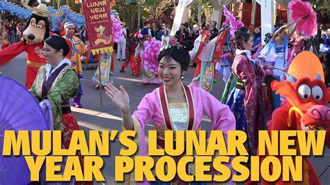 new year procession mulan s lunar new year procession lunar new year