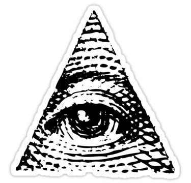 illuminati tattoo png free illuminati triangle cliparts download free clip art
