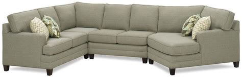 Tailor Made Upholstery by Temple Furniture Tailor Made Casual Sectional Sofa With