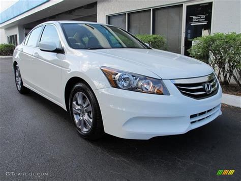 2012 honda accord colors 2012 taffeta white honda accord lx premium sedan 57271435