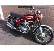 1971 Honda Cb750 Cb 750