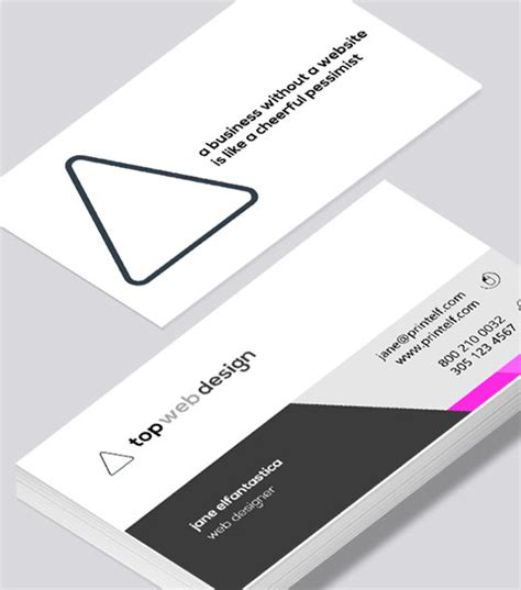 pitt business card template web designer business cards image collections business