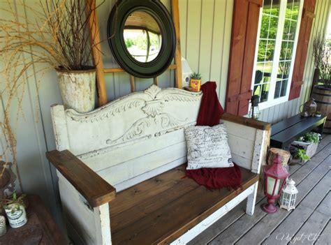 what do you bench remodelaholic 25 headboard benches how to make your own