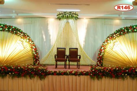 New Stage Decoration by Simple Decoration Simply South Wedding